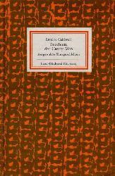 Caldwell, Eskine:  Beechum, der Candy-Man. Ausgewählte Kurzgeschichten. Insel-Bücherei 1009.