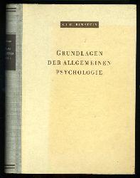 Rubinstein, Sergej L.:  Grundlagen der Allgemeinen Psychologie.