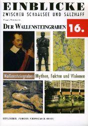 Hohensee, Falko:  Der Wallensteingraben. Mythen, Fakten und Visionen. Einblicke zwischen Schaalsee und Salzhaff 16.