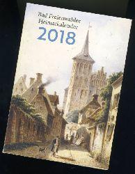 Bad Freienwalder Heimatkalender 62. 2018. Heimat zwischen Bruch und Barnim.