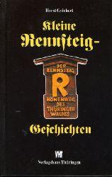 Golchert, Horst:  Kleine Rennsteig-Geschichten.
