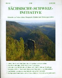 Sächsische-Schweiz-Initiative. Aktuelles zu Naturschutz, Bergsport, Kultur und Heimatgeschichte Heft 35.