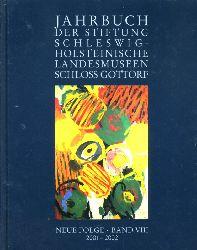 Guratzsch, Herwig (Hrsg.):  Jahrbuch der Stiftung  Schleswig-Holsteinischen Landesmuseen. Neue Folge Band VIII. 2001-2002.