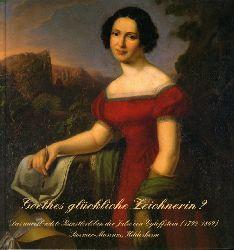 Lühning, Wilhelm und Illona Macht:  Goethes glückliche Zeichnerin? Das unvollendete Künstlerleben der Julie von Egloffstein (1792 - 1869)