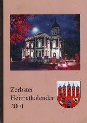 Zerbster Heimatkalender. Jg. 42, 2001.