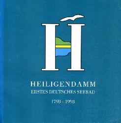 Schuh, Heiko, Ludwig Klinker Horst Prignitz u. a.:  Heiligendamm. Erstes deutsches Seebad. 1793 - 1993.