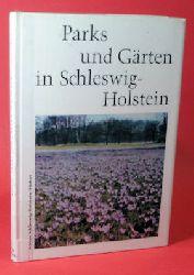 König, Dietrich:  Parks und Gärten in Schleswig-Holstein. Kleine Schleswig-Holstein-Bücher.