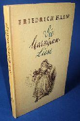 Halm, Friedrich:  Die Marzipan-Liese. Perlenkette Bd. 15.