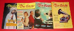 Die Beute. Politik und Verbrechen. Jg. 1996. Hefte 1 - 4 (Vollständiger Jahrgang).