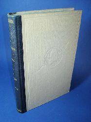 Bab, Julius (Hrsg.):  Goethes Leben in seinen Briefen. In zwei Bänden. (nur) Bd. 1.