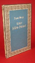 Miegel, Agnes:  Unter hellem Himmel. Deutsche Reihe Bd. 38.