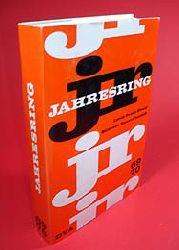 Jahresring 69-70 Beiträge zur deutschen Literatur und Kunst der Gegenwart.