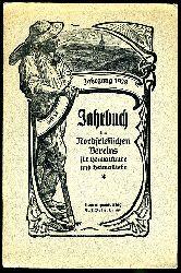 Jahrbuch des Nordfriesischen Vereins für Heimatkunde und Heimatliebe. Heft 15.Jahrgang 1928