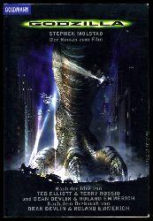 Molstad, Stephen:  Godzilla. Das Buch zum Film.