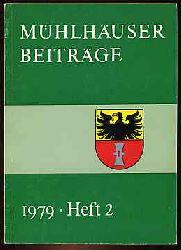 Mühlhäuser Beiträge zu Geschichte, Kulturgeschichte H. 2