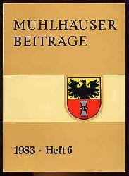Mühlhäuser Beiträge zu Geschichte, Kulturgeschichte Natur Umwelt H. 6