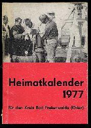 Heimatkalender für den Kreis Bad Freienwalde 21. 1977.