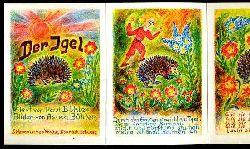 Bühler, Paul:  Der Igel. Mit 8 zauberhaften Hand-Lithographien von Astrid Bühler