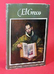 Kehrer, Hugo:  El Greco. Dominikos Theotokopulos (1541-1614) Welt in Farbe. Taschenbücher der Kunst.