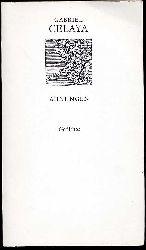 Celaya, Gabriel:  Ahnungen. Gedichte
