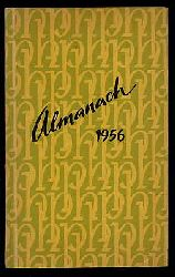 Almanach der Hannoverschen Presse für das Jahr 1956