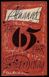 Almanach. Das 66. Jahr