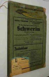 Amtliches Fernsprechbuch für den Reichspostdirektionsbezirk Schwerin (Mecklenburg).