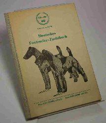 Deutsches Foxterrier-Zuchtbuch.