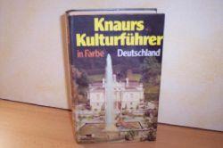 ohne , Angabe: Knaurs Kulturführer in Farbe Deutschland