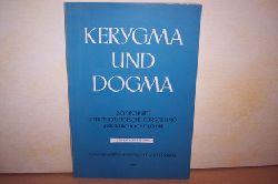 Autorengruppe: Kerygma and dogma 2.Quartalsheft 1963