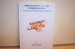 Dietrich, Dieter [Hrsg.]: Volkskrankheit Allergie richtig behandeln 4. Internationales Allergie-Symposium Berlin. Hrsg. ALK-SCHERAX-Arzneimittel GmbH. Zsfassung der Referate von K.-C. Bergmann ...