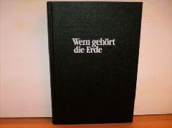 Frevert, Hans [Hrsg.]: Wem gehört die Erde. Erzählungen, Gedichte u. Bilder zur Bergpredigt. Hrsg. von Hans Frevert. Unter Mitarb. von Wolfgang Klein.