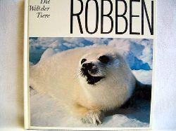 Backhouse, Kenneth M.: Robben. von K. M. Backhouse. [Dt. Übertr.: Gudrun Günter]