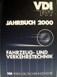 Fahrzeug- und Verkehrstechnik Jahrbuch 2000