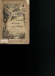 Alfieri, Vittorio  Saul / Filippo (Biblioteca Universale Antica e Moderna, No. 9)