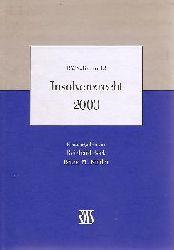 Reinhard Bork, Bruno M. Kübler  Insolvenzrecht 2000