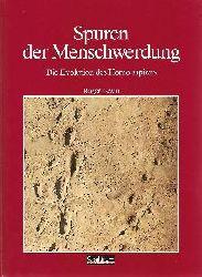 Roger Lewin  Spuren der Menschwerdung. Die Evolution des Homo sapiens