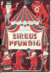 Alfred von Beckerath  Zirkus Pfundig - Ein Spiel für Kinder - Partitur