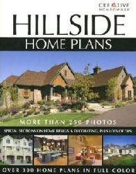 Creative Homeowner Press (Hrsg.)  Hillside Home Plans