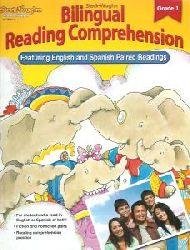 Susan Luton  Bilingual Reading Comprehension, Grade 1 (Bilingual Reading Comprehension (Steck-Vaughn))