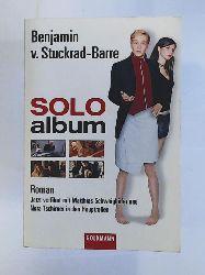Stuckrad-Barre, Benjamin von, Barre, Benjamin von Stuckrad-  Soloalbum, Film-Tie-In