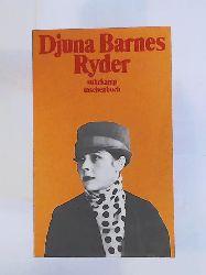 Barnes, Djuna, Barnes, Djuna, Beese, Henriette  Ryder (suhrkamp taschenbuch)