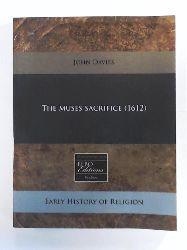 Davies Sir, John  The Muses Sacrifice (1612)