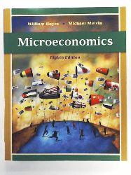 Boyes, William, Melvin, Michael  Microeconomics
