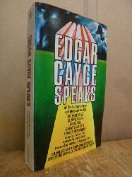 Cayce, Edgar,  Edgar Cayceealth - speaks of foods, beverages and physical - an exclusive compilation from the great healer