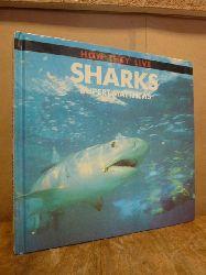 Matthews, Rupert,  Sharks - How they live,
