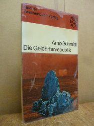 Schmidt, Arno,  Die Gelehrtenrepublik - Kurzroman aus den Roßbreiten,