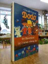Laydu, Claude,  DODO - Im Bärenland ist immer etwas los, aus dem Franz. von Anne Busch,