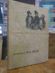 Knauf, Erich,  Daumier,