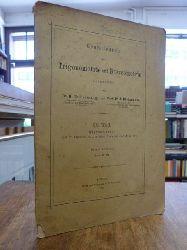 Heilermann, H. / Diekmann, J. (Hrsg.),  Grundlehren der Trigonometrie und Stereometrie, II. (2.) Teil: Stereometrie,
